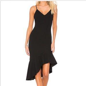 NWT from Revolve - Artemis Elliatt Black dress